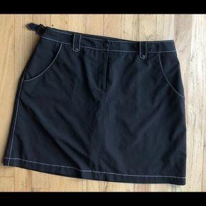 Annika Cutter & Buck Golf Skort Skirt Shorts